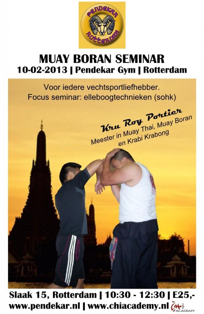 MuayBoran-Seminar